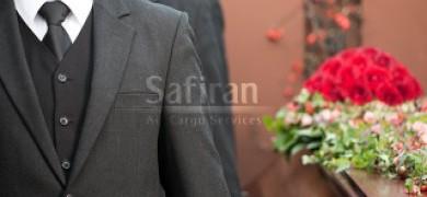 ارسال جنازه به ایران
