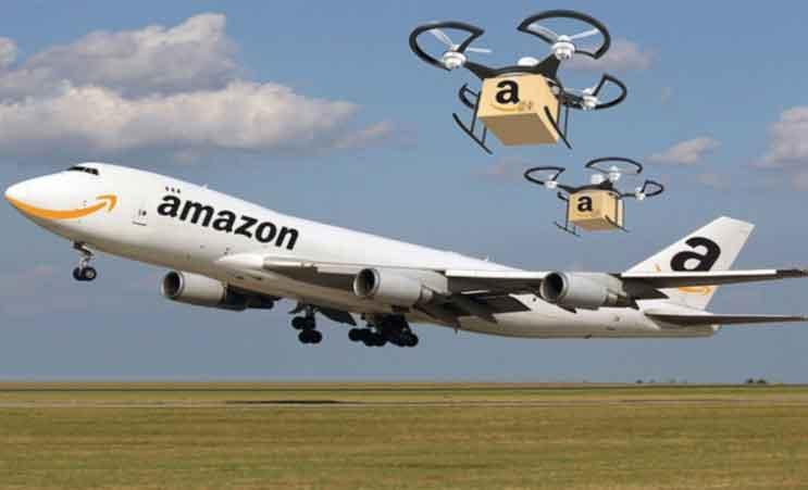 تکنولوژی حمل و نقل با هواپیما