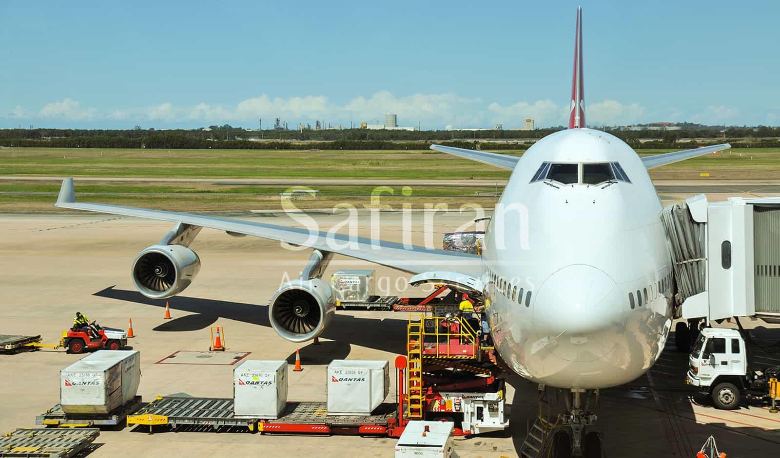 حمل بار هوایی