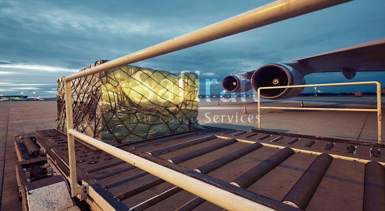 فریت بار تجاری جهت صادرات هوایی
